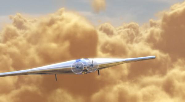 VAMP — самолет для исследования Венеры