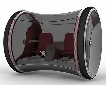 Ozone – автомобиль будущего, работающий на водороде