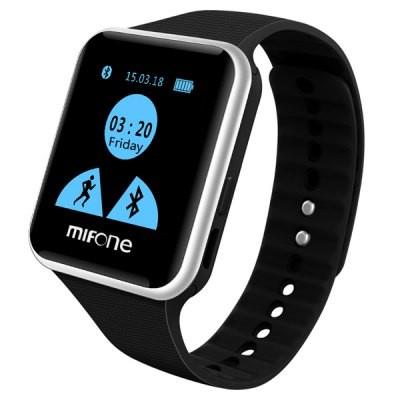 MIFONE W15 — недорогие «умные» часы с гипоаллергенным ремешком