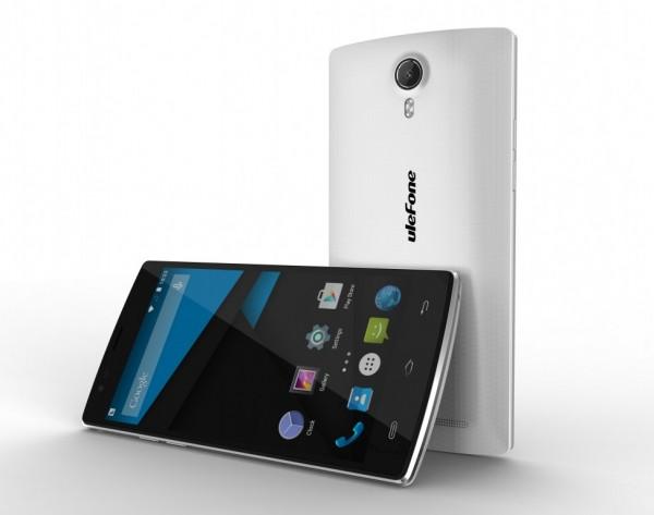 Ulefone Be Pure: недорогой смартфон с элегантным дизайном