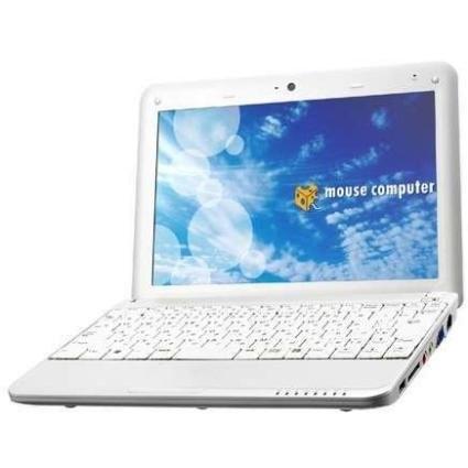 Mouse Computer U100 LuvBook – еще один конкурент Eee PC