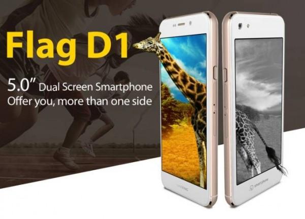 Huateng Flag D1 — вдвое дешевле, чем Yotaphone