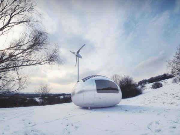 Ecocapsule — автономное личное убежище