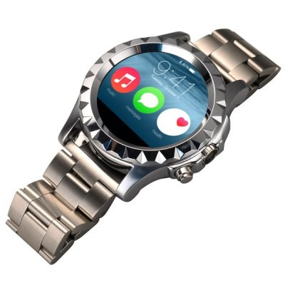 No.1 Sun S2 — «умные» часы с пульсометром за