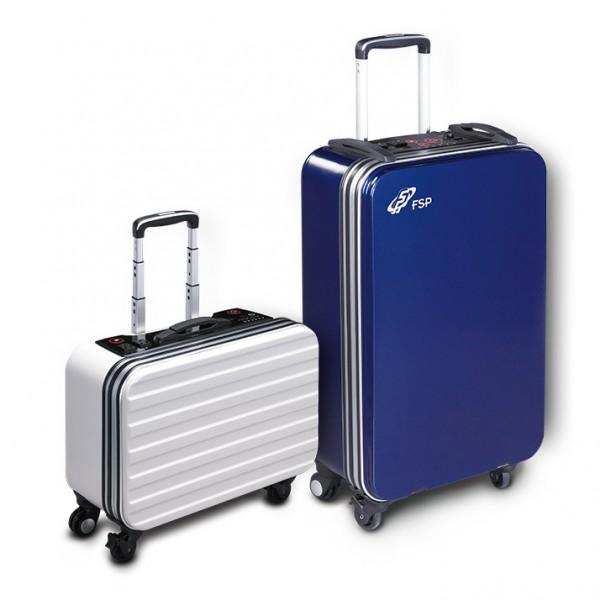 FSP Emergy — аккумуляторы в виде дорожных чемоданов