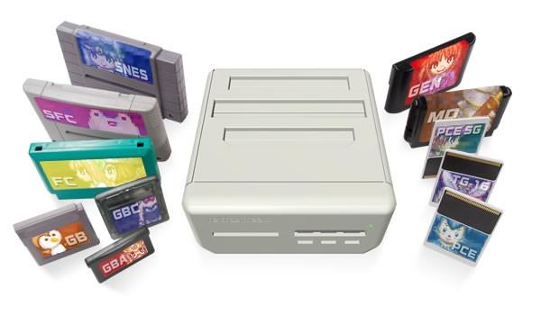 Retro Freak — новая консоль для поклонников старых игр