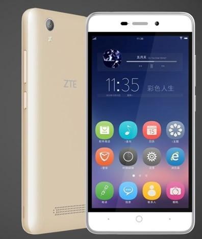 ZTE Q519T: 95-долларовый смартфон с батареей на 4000 мАч