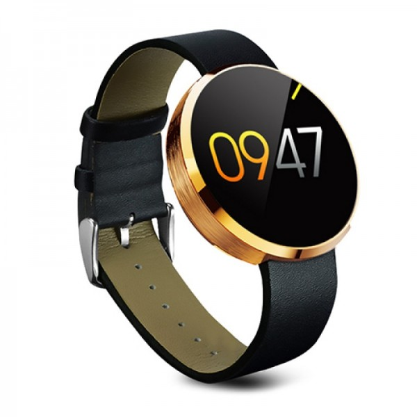 Zeaplus Watch DM360: 100-долларовый «клон» Moto 360