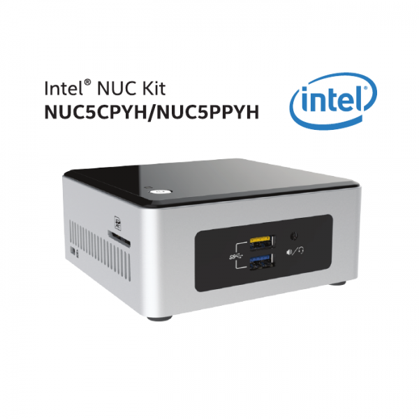 Intel представила 2 новых NUC