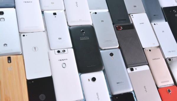 Десятку крупнейших поставщиков смартфонов покинули Microsoft и Sony