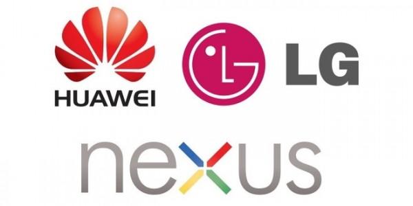 Huawei Bullhead и LG Angler — новые смартфоны серии Nexus