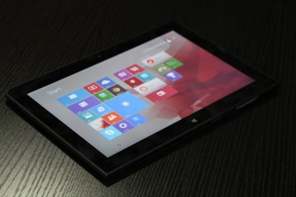 Lenovo представила планшет ThinkPad Tablet 10