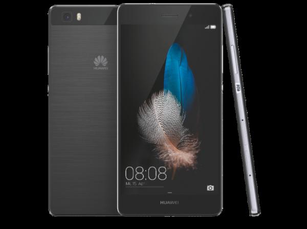 Состоялся официальный анонс Huawei P8 Lite