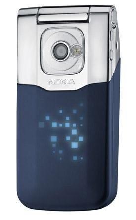 Nokia 7510 Supernova – новая «раскладушка» от Nokia