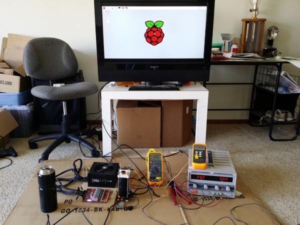 Жидкий азот помог разогнать Raspberry Pi 2 до 1,5 ГГц
