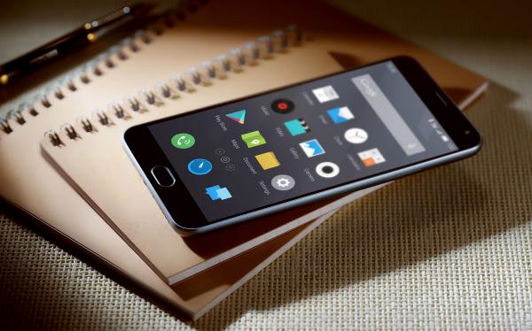 Фаблет Meizu M2 Note представлен официально
