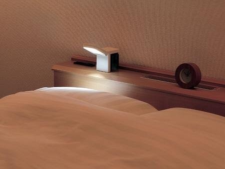 Twinbird LED – лампа для любителей чтения