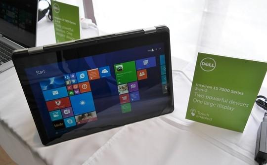 Dell Inspiron 15 7000 — гибрид на 9 часов автономной работы