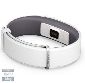 Умный браслет Sony SmartBand 2 «засветился» в сети