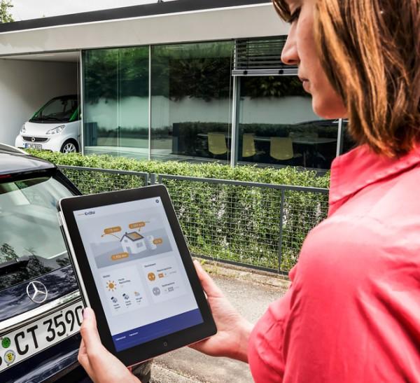 Daimler создала аккумуляторы для дома и бизнеса