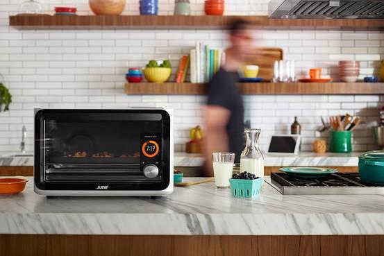 June — умная печь с процессором NVIDIA Tegra K1