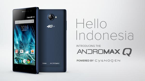 Andromax Q: 100-долларовый смартфон под управлением Cyanogen OS 12