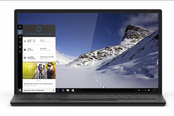 В ноутбуках Toshiba появится кнопка запуска Cortana