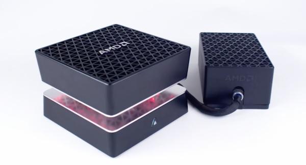Project Quantum — миниатюрный игровой ПК от AMD