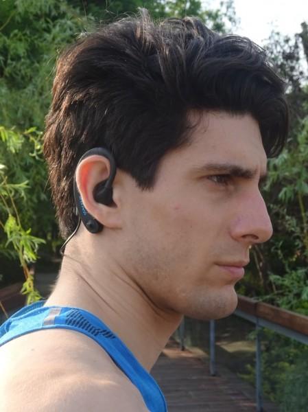 KUAI — гибрид плеера, наушников и фитнес-трекера