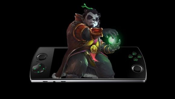 Snail Mobile W3D — игровой смартфон с 3D-эффектом