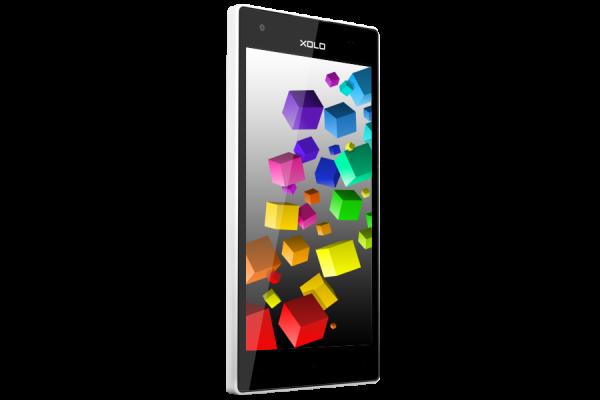 Xolo Cube 5.0 — недорогой смартфон с оригинальным дизайном