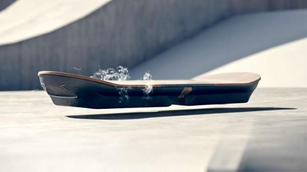 Lexus тоже создала ховерборд