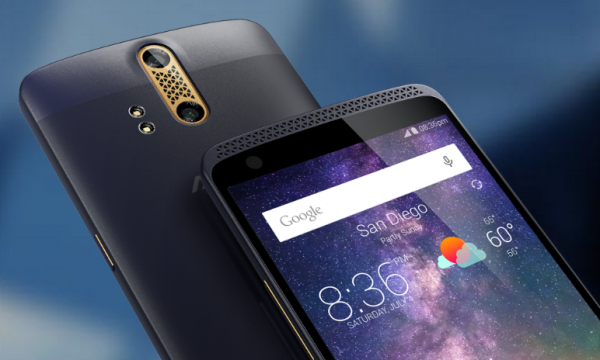 ZTE создала новую торговую марку для смартфонов — Axon