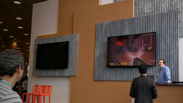 Google запустила Quake III на Chromecast
