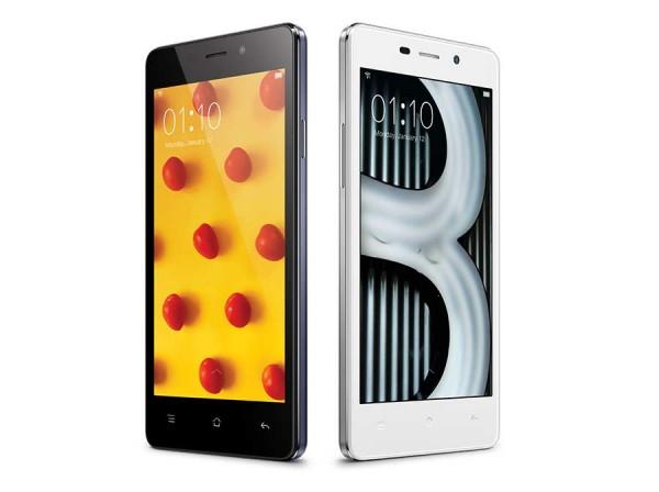 Joy 3 — новый бюджетный смартфон от Oppo