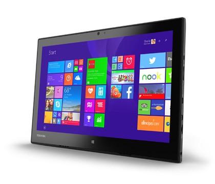 Toshiba Portege WT20: 12,5-дюймовый планшет за 900 долларов