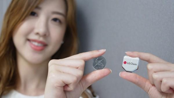 LG представила шестиугольные батареи для умных часов