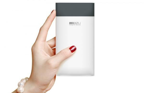 Meizu представила портативный аккумулятор на 10 000 мАч
