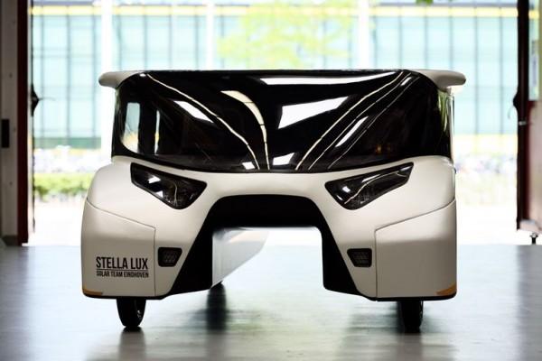 Stella Lux — семейный автомобиль на солнечных батареях