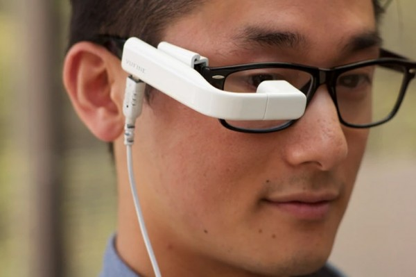 Vufine превращает обычные очки в умные