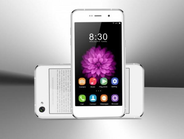 Oukitel U6: 10-ядерный смартфон с 2 экранами