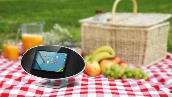 SoundPad MA-327: «умная» беспроводная колонка с сенсорным экраном