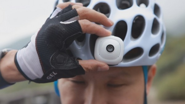 WearWise — крошечная носимая камера с Wi-Fi