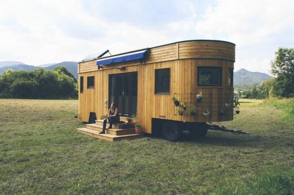Wohnwagon — автономный «дом на колесах»