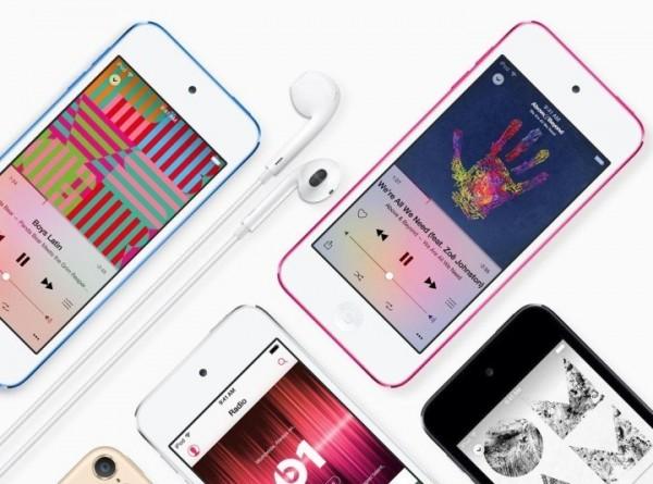 Apple представила 6 поколение Ipod Touch