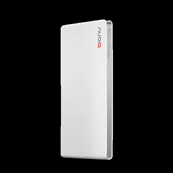ZTE выпустила недорогой портативный аккумулятор на 8000 мАч