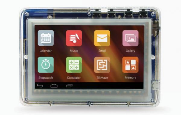 JP5mini — планшет для заключенных