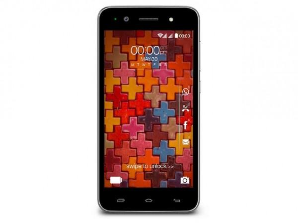 Titanium MachOne Plus — 110-долларовый смартфон от Karbonn