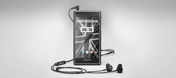 Marshall London — отличный смартфон для меломанов