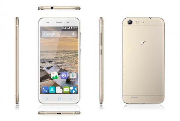 ZTE Blade D6 — смартфон в стиле iPhone 6